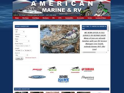 American RV & Marine