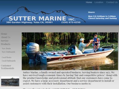Sutter Marine